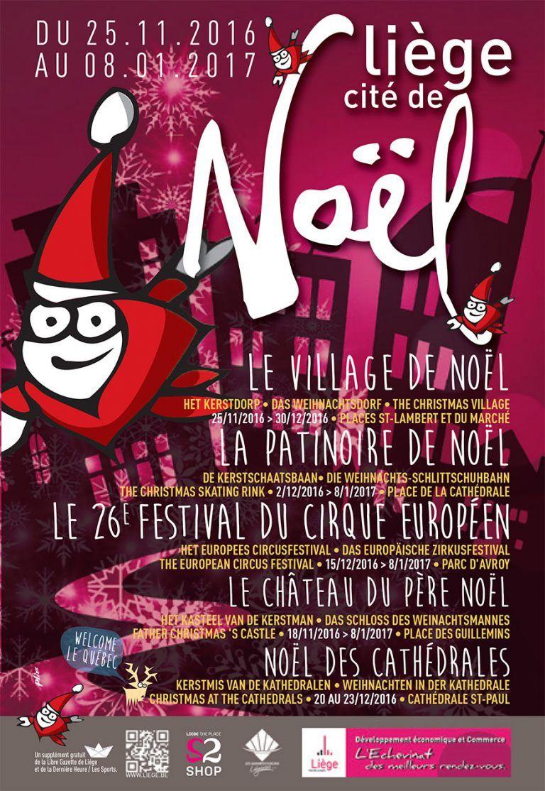 Liège Cité de Noël