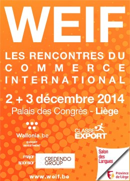 Wallonia Export-Invest Fair