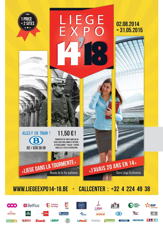 Liège Expo 14'18