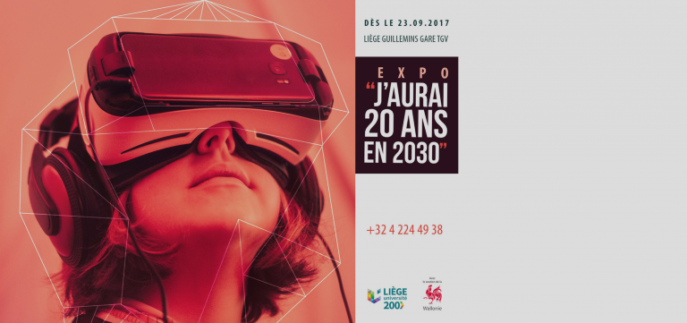Exhibition – I will be 20 in 2030