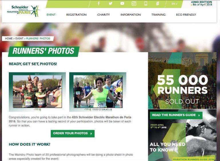 42ème Marathon de Paris