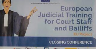 Colingua tolkt voor het IGO in Brussel