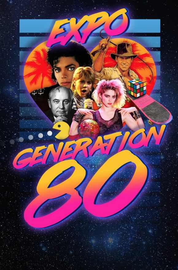 Colingua ha traducido al expo Generación 80