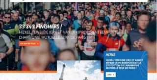 Colingua traduit le Semi Marathon de Paris 2019