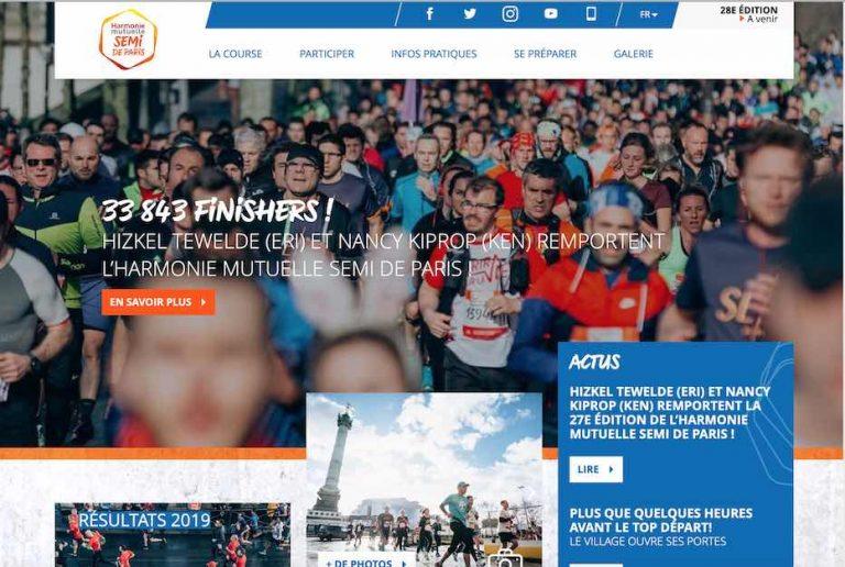Vertalers van de Halve Marathon van Parijs