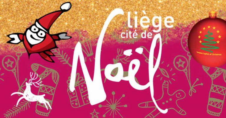 Vertalers voor de kerstmarkt van Luik