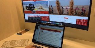 Colingua - Traductores para el Deporte - Dakar 2020