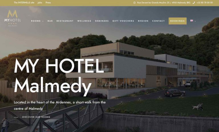 Traducteurs pour le secteur hôtelier – My Hotel