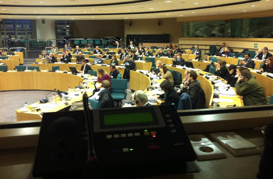 Colingua Intérpretes Bruselas