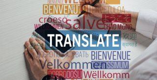 Translation agency Colingua translates in English, French, Dutch, Spanish and Italian.