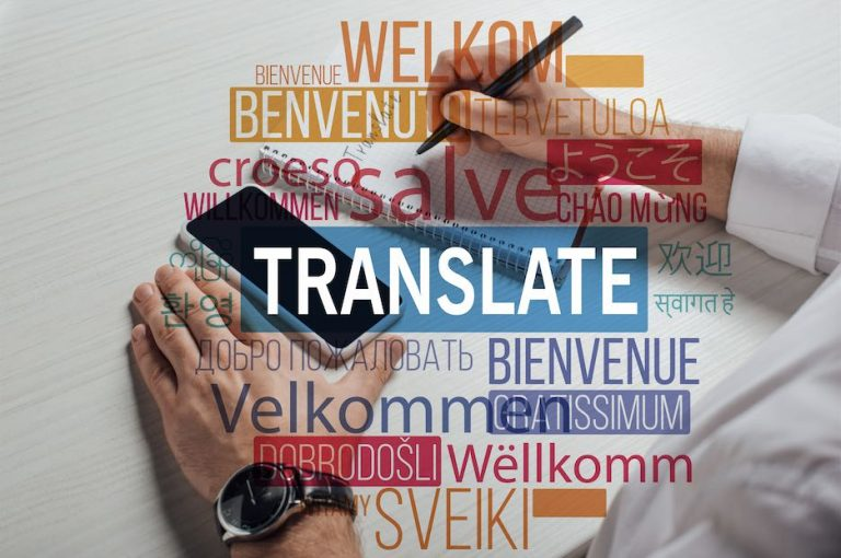 Translate with Colingua, of course!