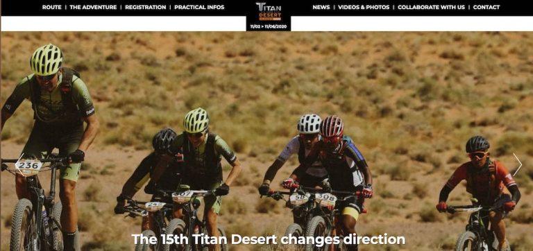 Vertalers van de Titan Desert