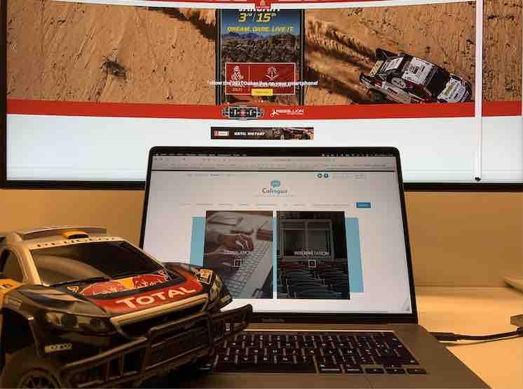 15th Dakar Rally for Colingua