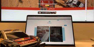 Colingua vertaalt voor de Dakar