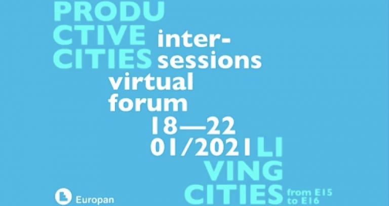 Streaming and simultaneous interpretation – Europan 16