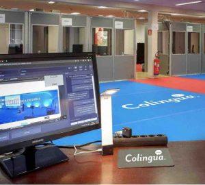 Colingua - Online tolken
