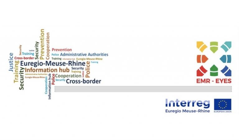 Interpreters on Zoom for Interreg – EMR Eyes