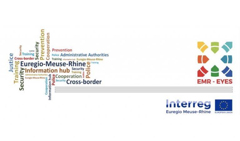 Intérpretes en Zoom para el programa europeo Interreg