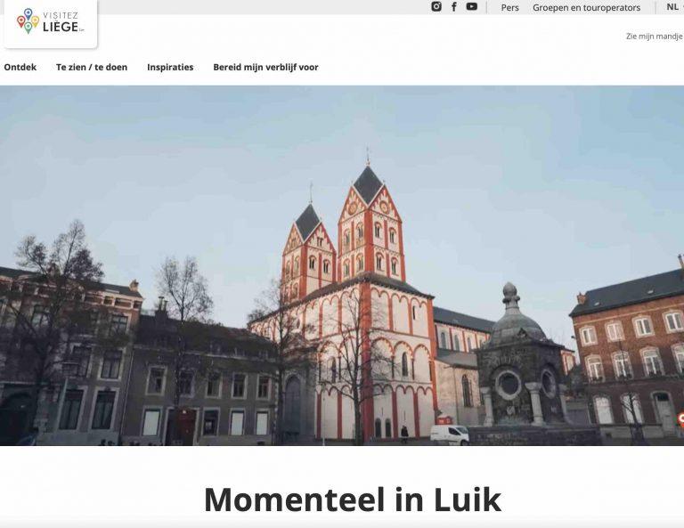 Vertalers voor de toeristische dienst van Luik