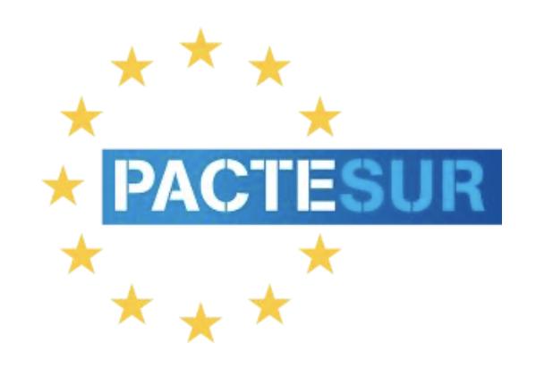 Interprètes pour le projet européen Pactesur