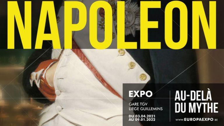 Traducteurs de l'Expo Napoléon à Liège